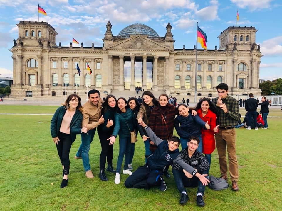 Հայաստան-Գերմանիա դպրոցական ծրագիր